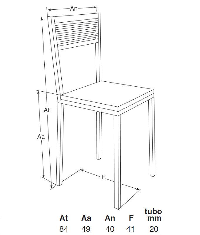 Silla onda sillas de cocina ofertas venta online - Sillas de cocina online ...